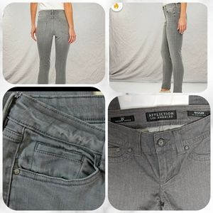 A.n.a. light gray jeans Jegging   31/12    * 2/$15